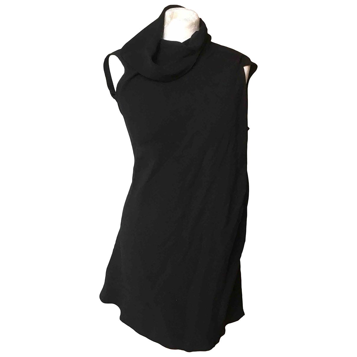 Mini vestido de Seda Rick Owens