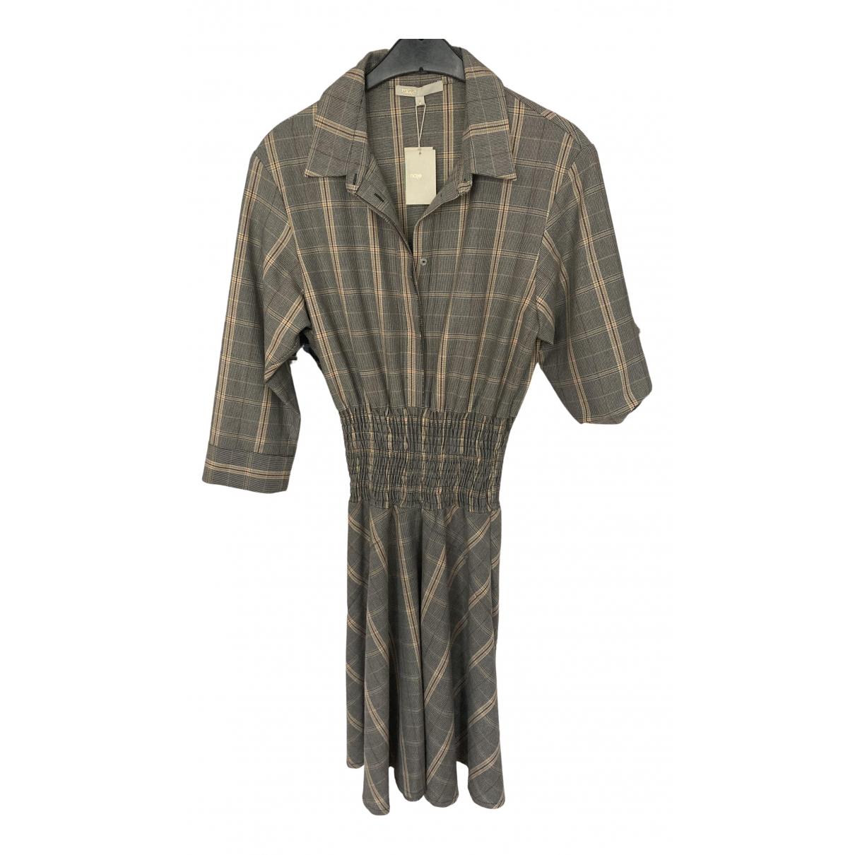 Maje - Robe Spring Summer 2020 pour femme - gris