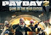 PAYDAY 2 Game Of The Year Edition RU VPN Required Steam Gift