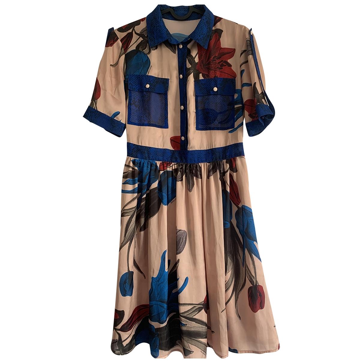 Trussardi Jeans \N Multicolour dress for Women 38 FR