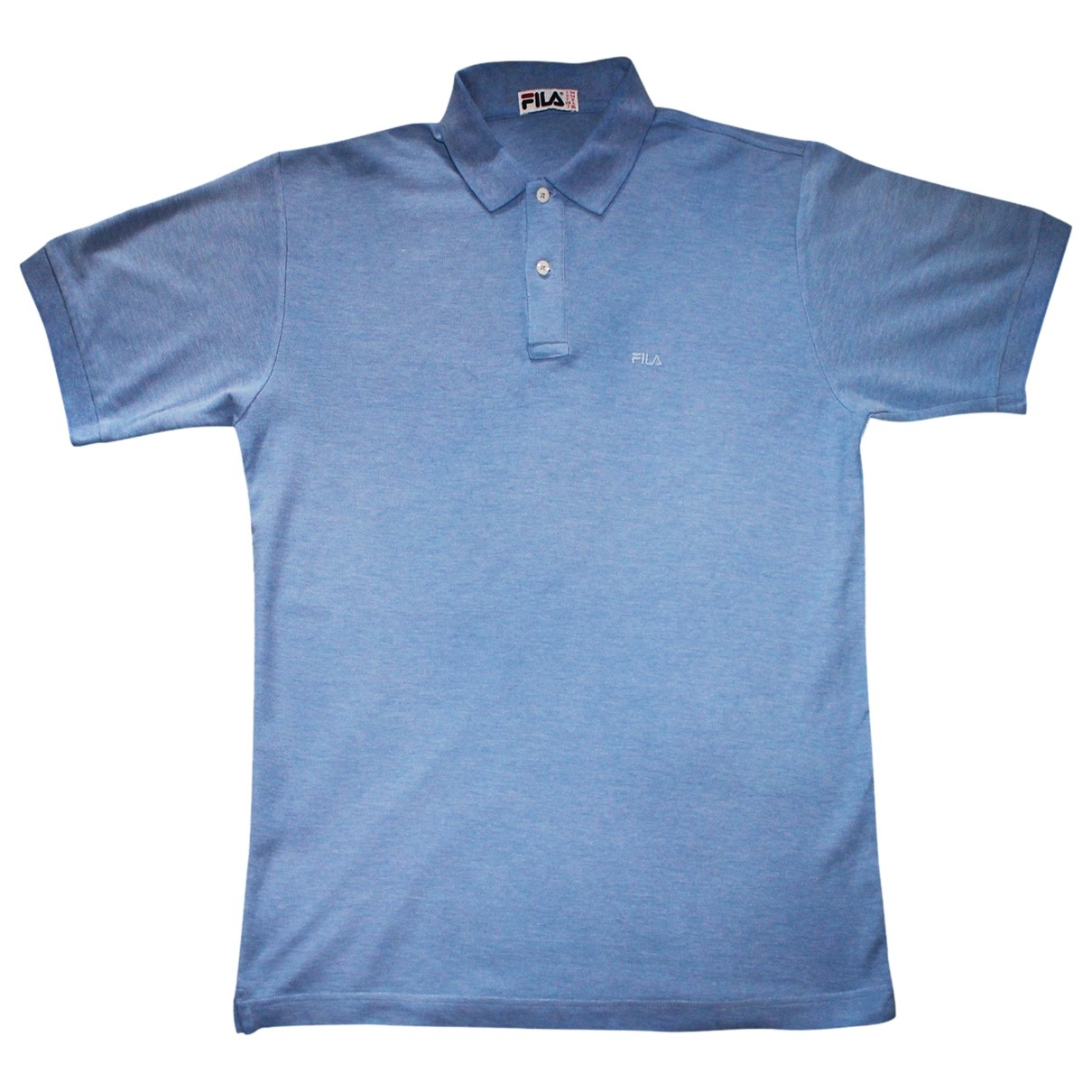 Fila \N Navy Cotton Polo shirts for Men 54 IT