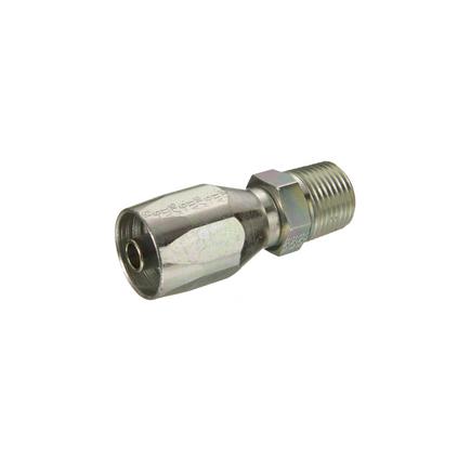 Weatherhead 24708N106 - Fittings   Ftng (Reus) R5 Str Male Pipe