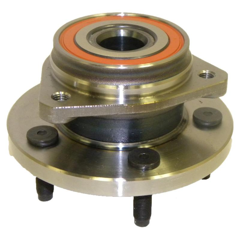 Crown Automotive 52098679AD Jeep Replacement Left or Right Front Hub Assembly for 1999-2004 Jeep Grand Cherokee Jeep Grand Cherokee Front