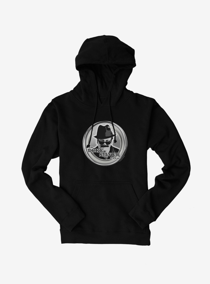 Parks And Recreation The Duke Silver Trio Hoodie