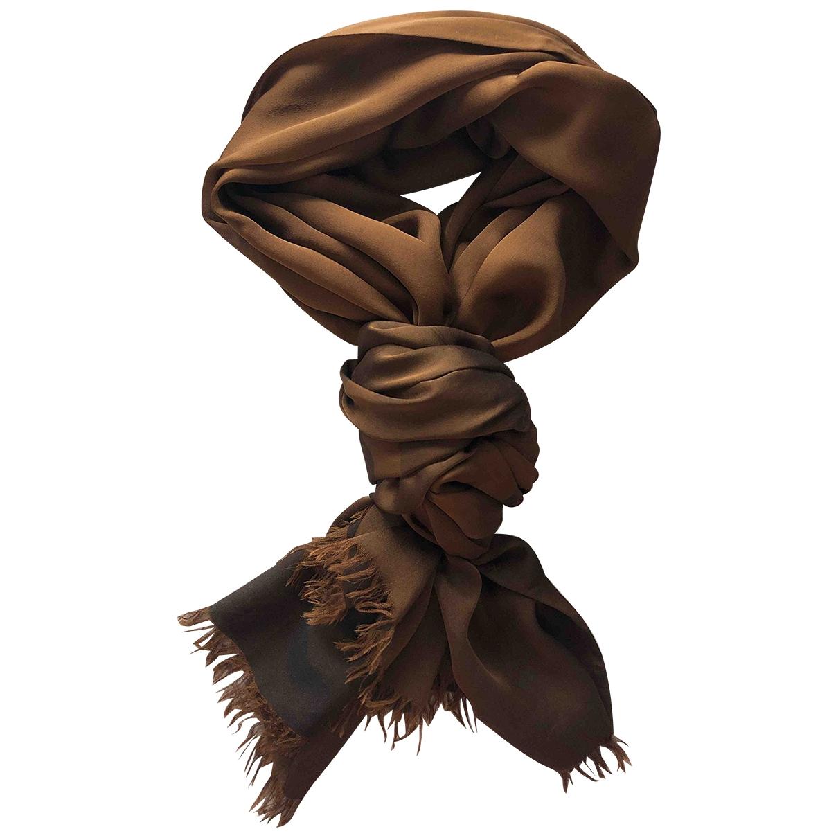 Pañuelo de Seda Yves Saint Laurent