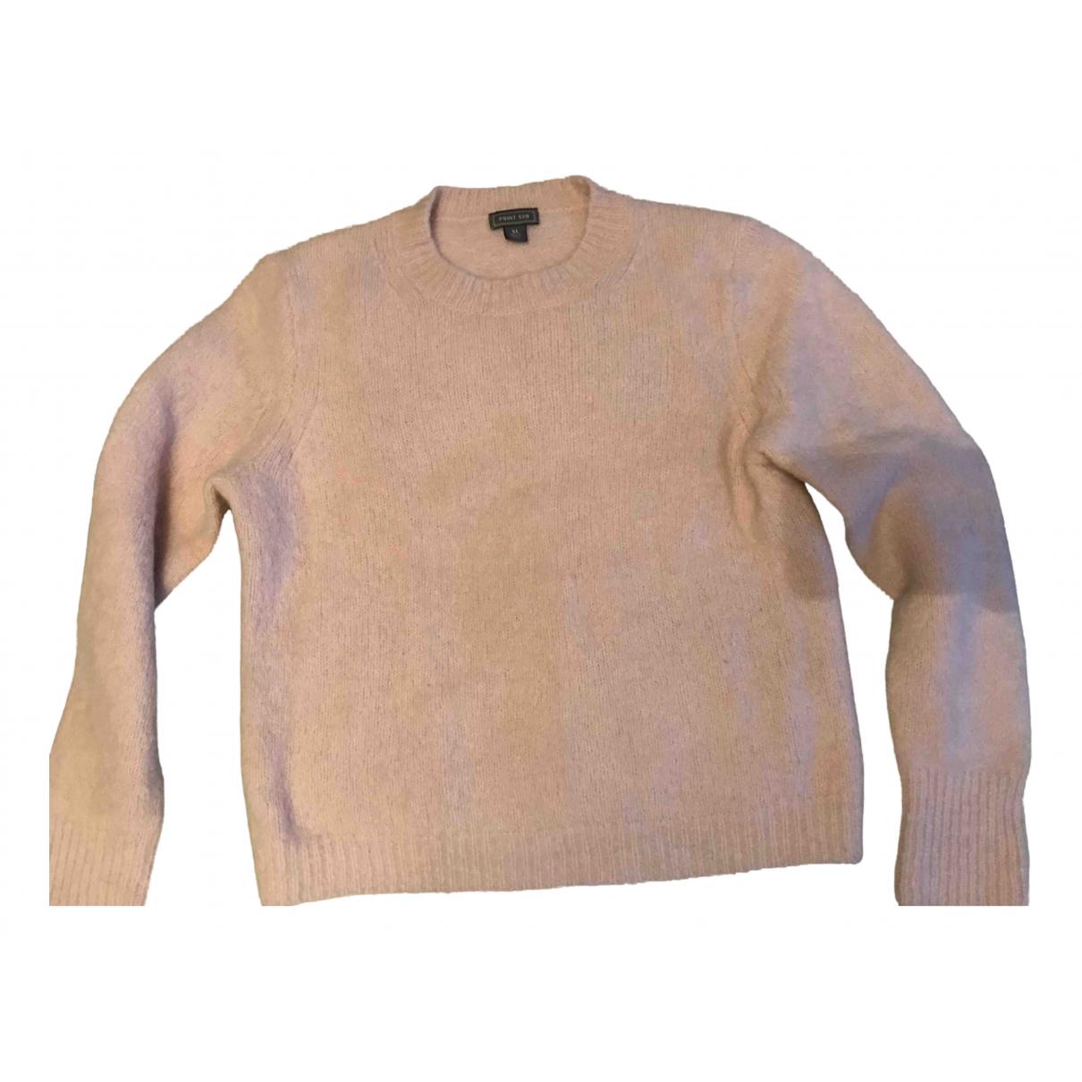 J.crew N Pink Wool Knitwear for Women XL International