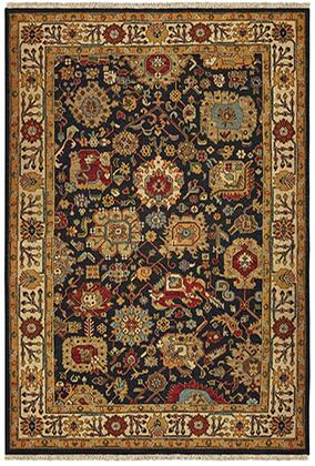 A12302275365ST Rectangle 9' X 12' Rug Pad with Oriental Pattern and Handcrafted