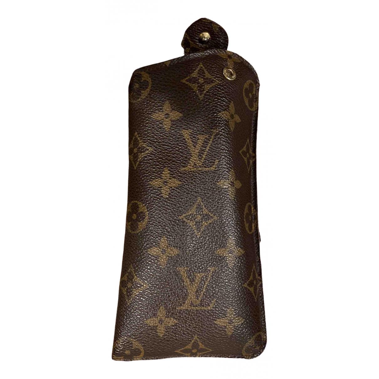 Louis Vuitton - Objets & Deco   pour lifestyle en toile - marron