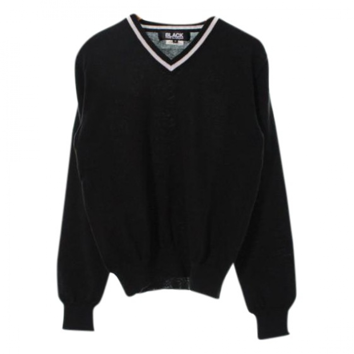 Comme Des Garcons \N Pullover in  Schwarz Wolle