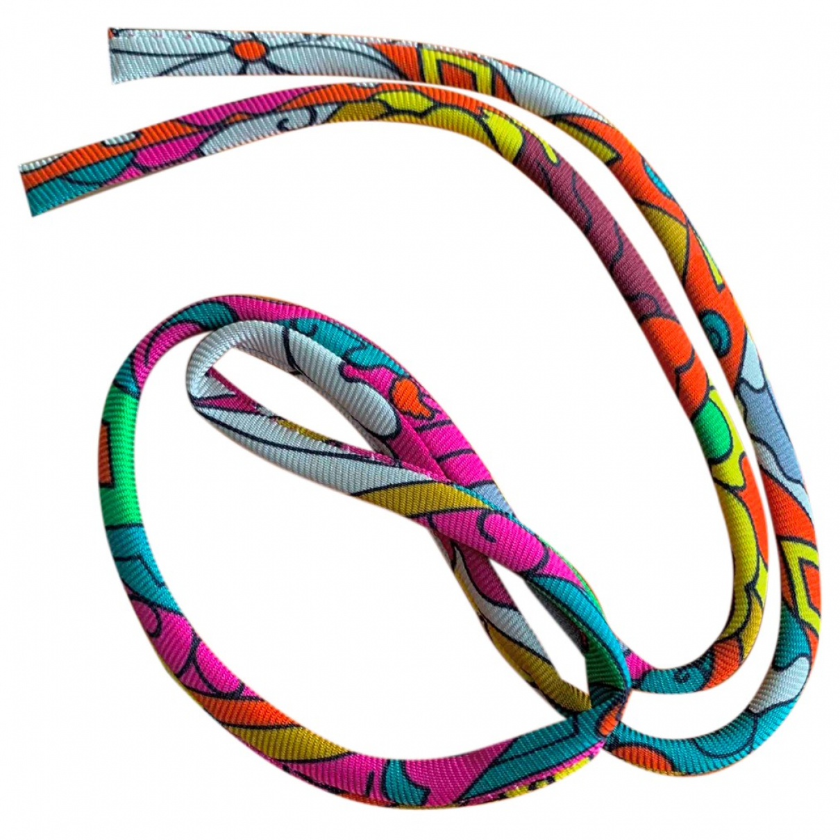 Hermès N Multicolour Silk bracelet for Women N