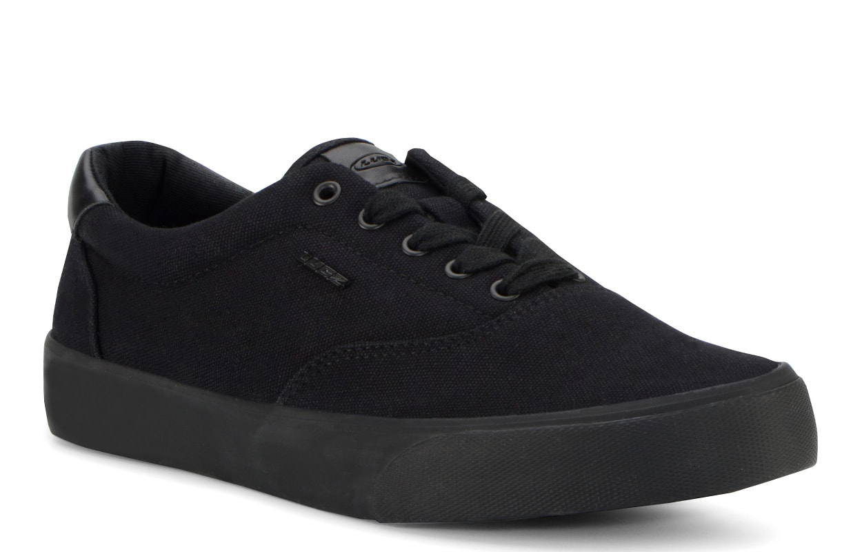 Men's Flip Oxford Sneaker (Choose Your Color: BLACK, Choose Your Size: 8.0)
