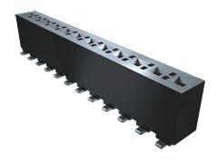 Samtec , FHP 3.96mm Pitch 2 Way 1 Row Vertical PCB Socket, Through Hole, Solder Termination (1000)