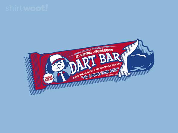 Strange Dart Bar T Shirt