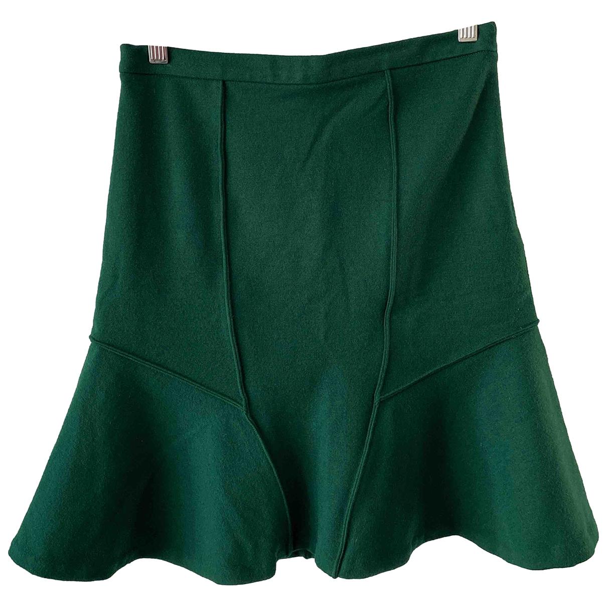 Mini falda de Lana Balenciaga