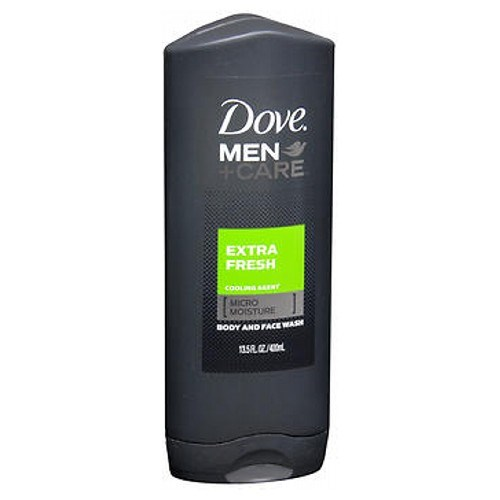 Dove Men + Care Men+Care Body and Face Wash Extra Fresh 13.5 oz by Dove