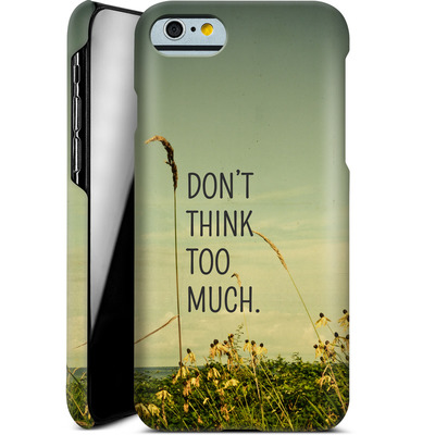 Apple iPhone 6s Smartphone Huelle - Travel Like A Bird Without Care von Joy StClaire