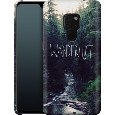 Huawei Mate 20 Smartphone Huelle - Wanderlust - Rainier Creek von Leah Flores