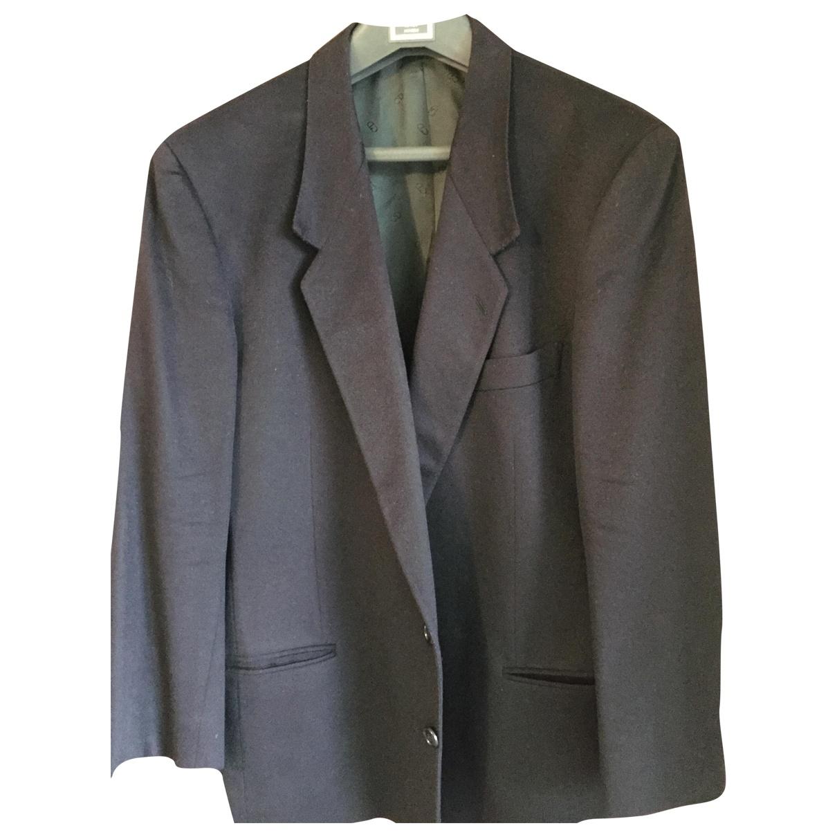Dior - Vestes.Blousons   pour homme en cachemire - marine