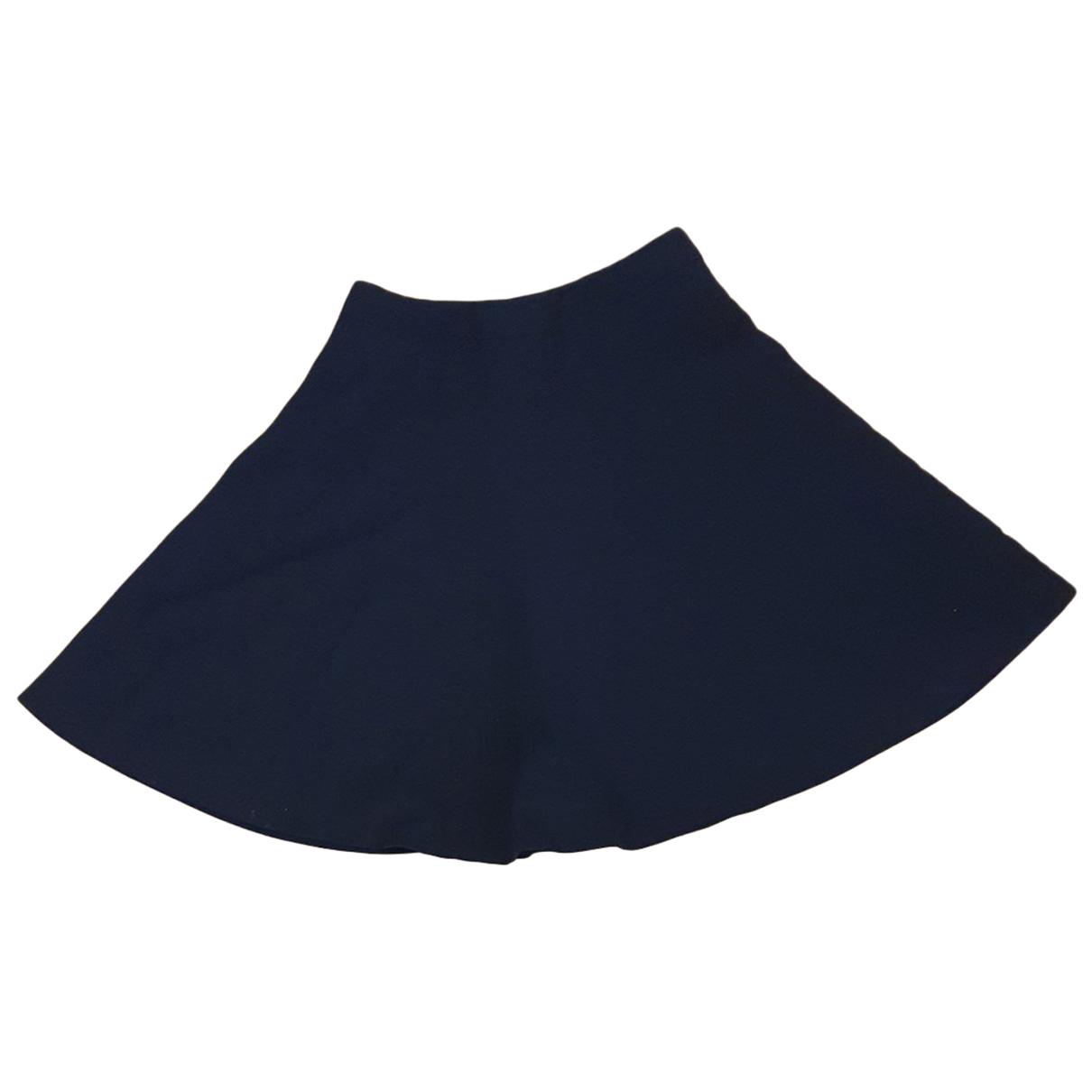 Ralph Lauren Collection \N Rocke in  Blau Wolle