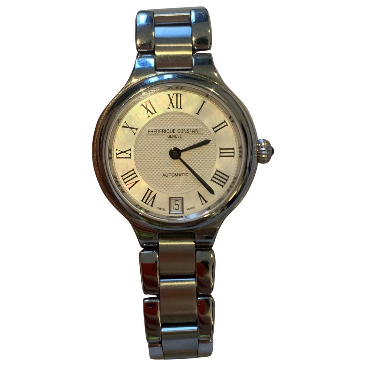 Reloj Classic Index Automatique Frederique Constant