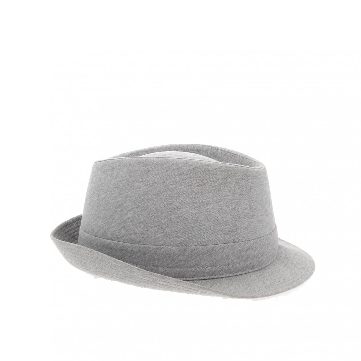 Dior \N Hut, Muetzen in  Grau Baumwolle