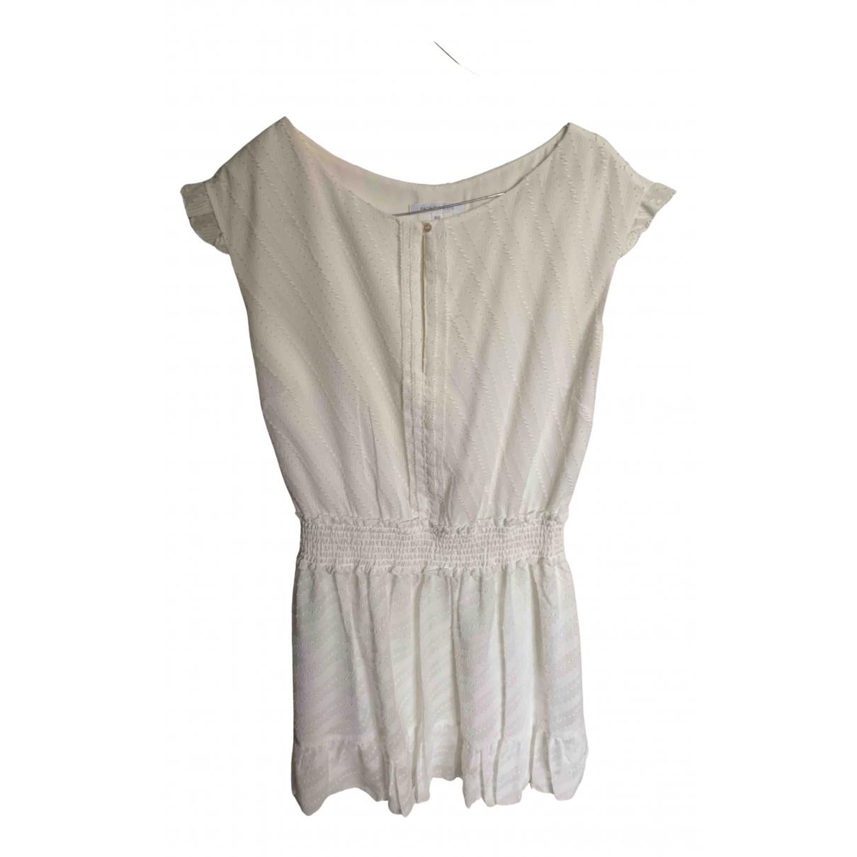 Patrizia Pepe N White dress for Women 40 IT