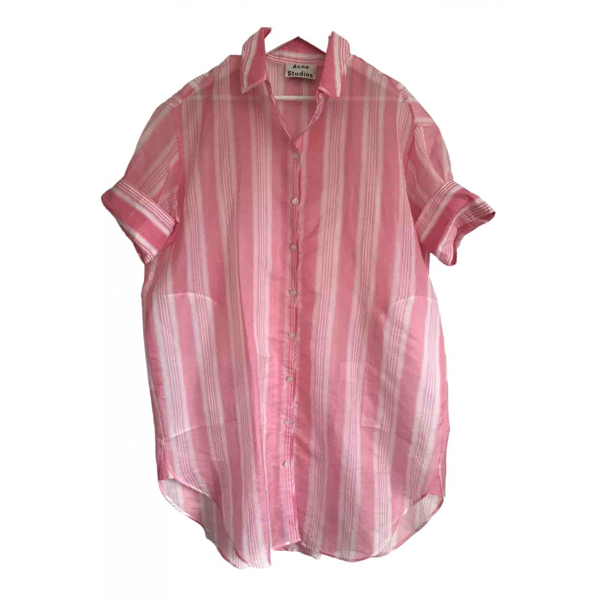 Acne Studios \N Pink dress for Women 8 UK