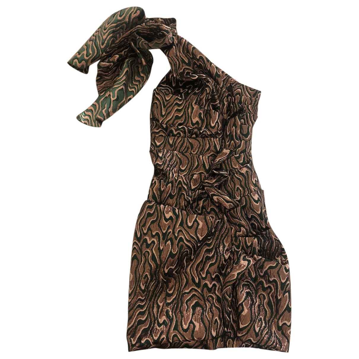 Isabel Marant \N Brown dress for Women 36 FR