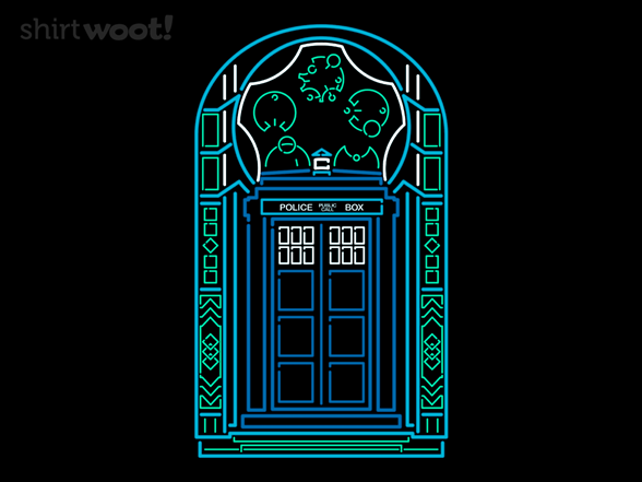 Doctor Neon T Shirt