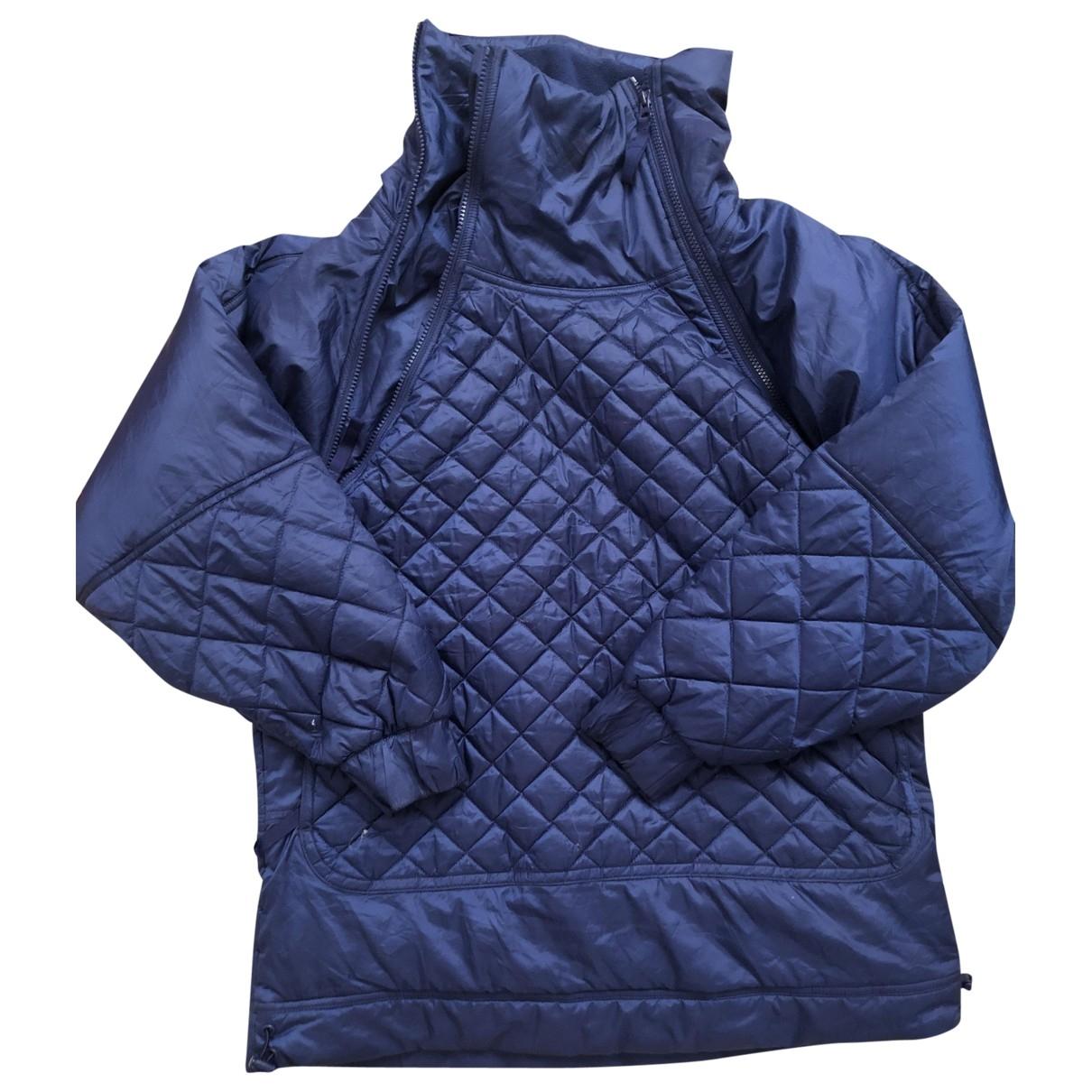 Stella Mccartney Pour Adidas - Manteau   pour femme - bleu