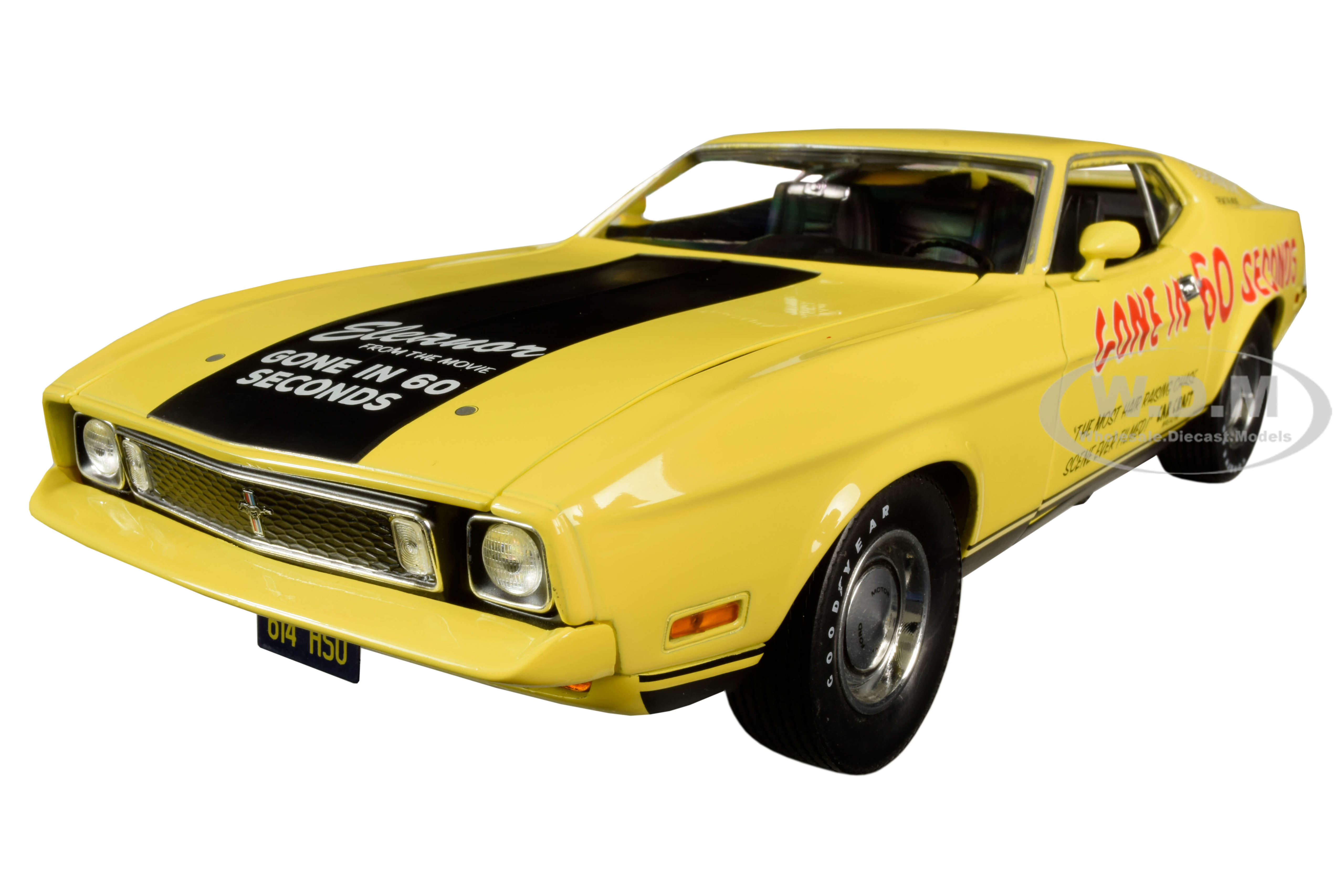 1973 Ford Mustang Mach 1 Custom Movie Star