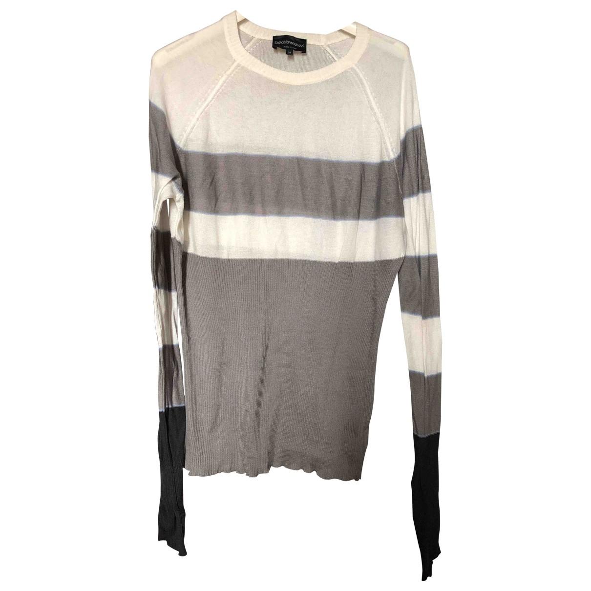 Emporio Armani \N Multicolour Cotton Knitwear & Sweatshirts for Men 50 IT