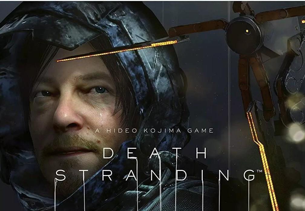 Death Stranding EU Steam CD Key