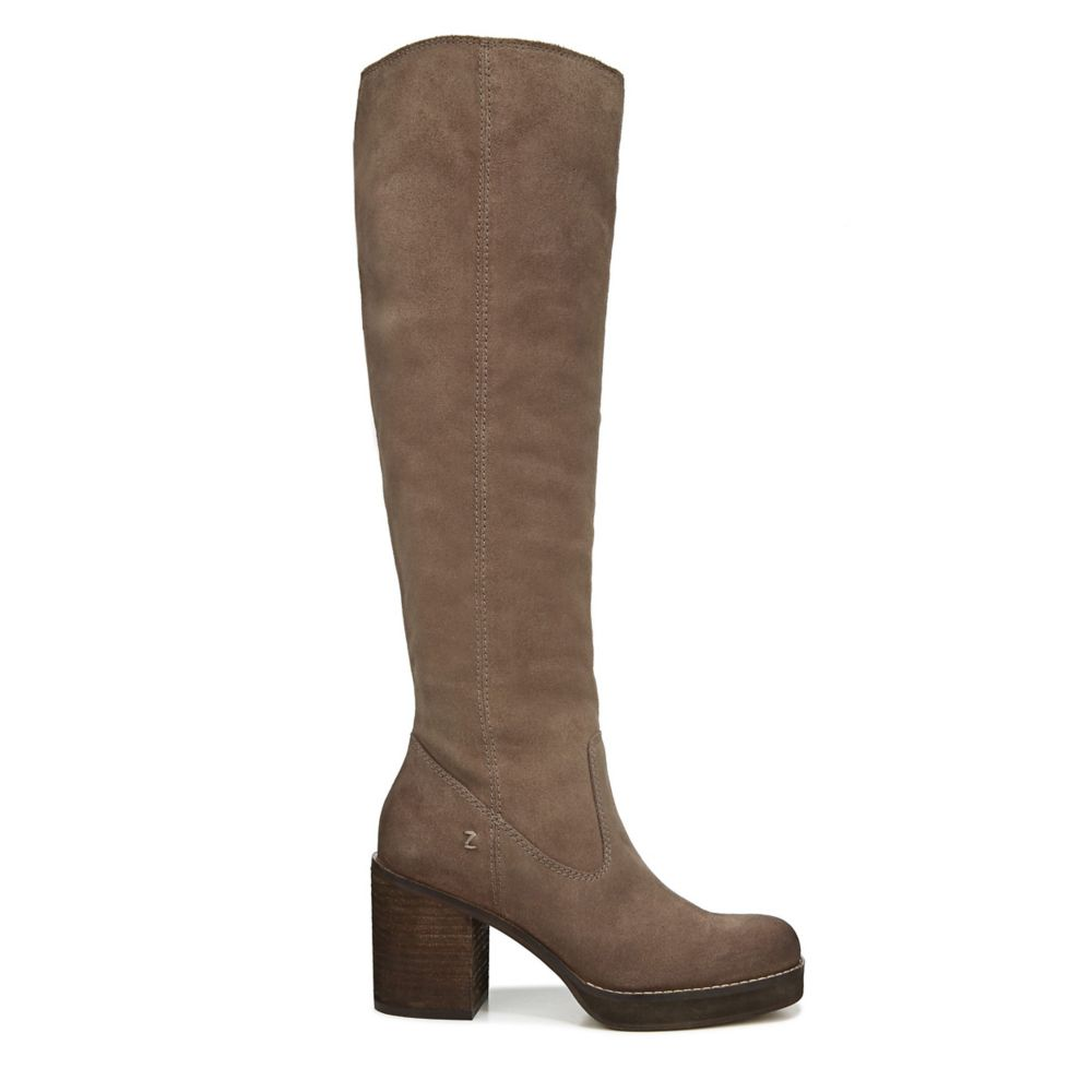 Zodiac Womens Padma Tall Wide Calf Boot