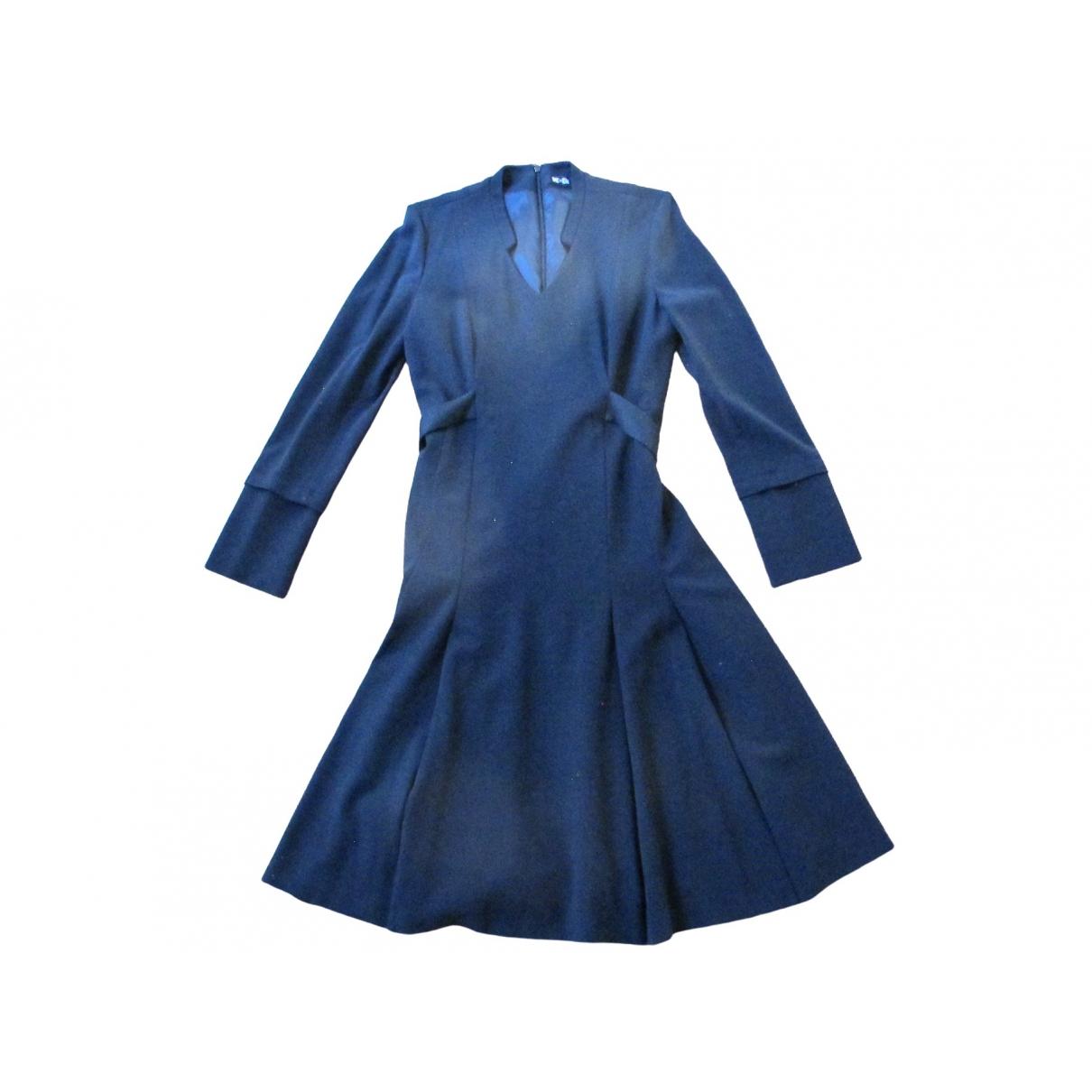 Me+em \N Kleid in  Blau Viskose