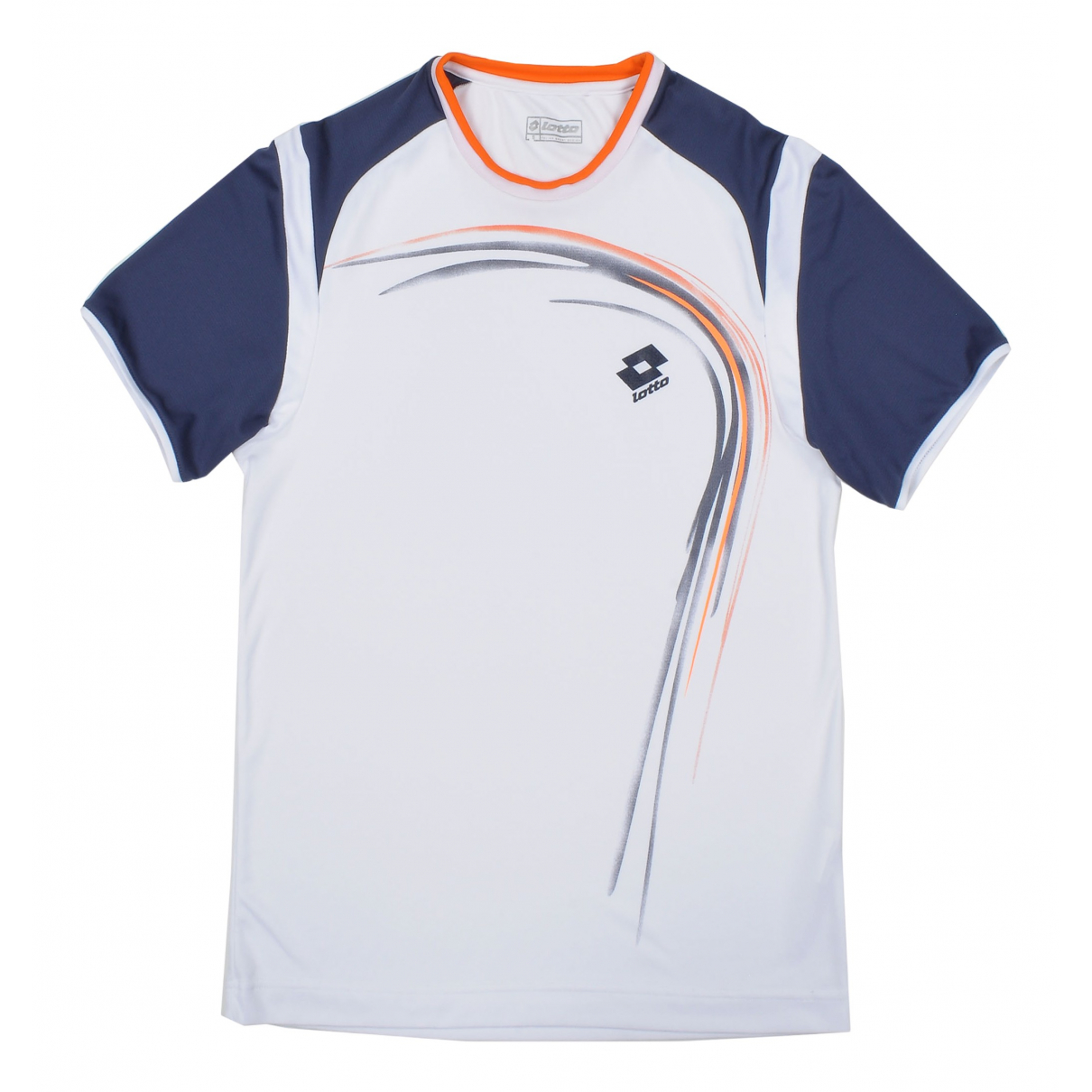 Lotto - Tee shirts   pour homme - blanc