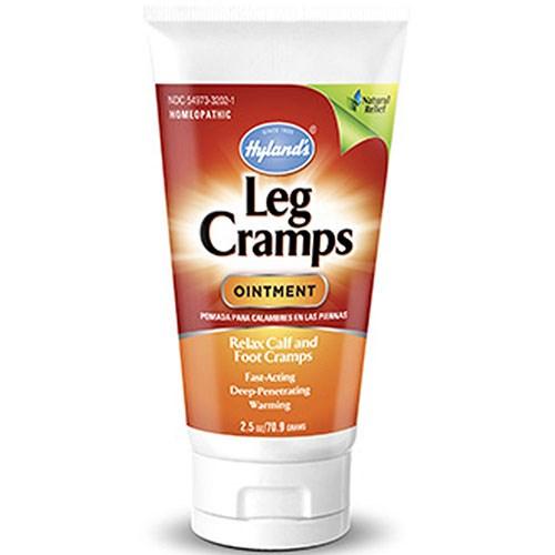 Leg Cramp Ointment 2.5 oz by Hylands