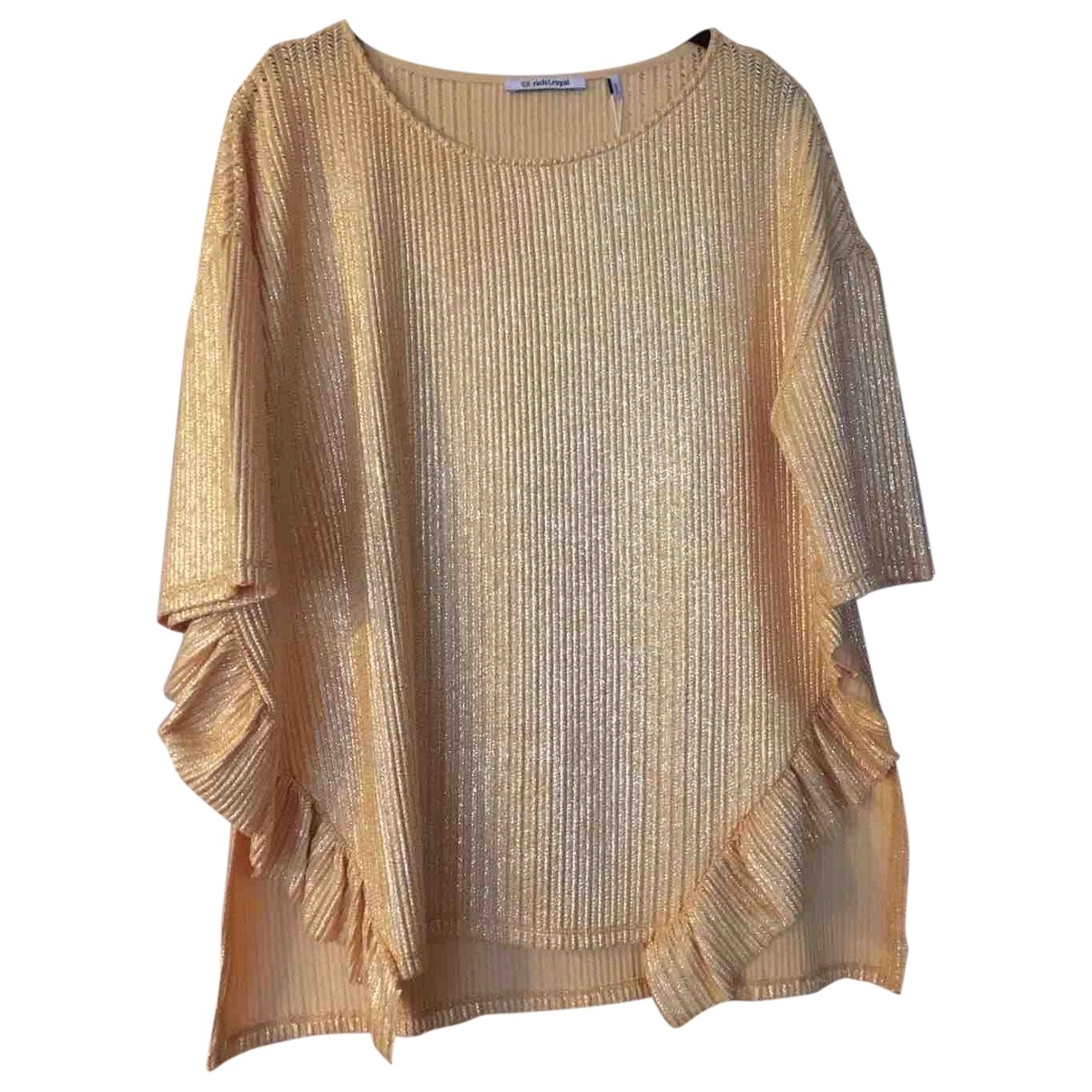 Non Signé / Unsigned \N Yellow Knitwear for Women S International