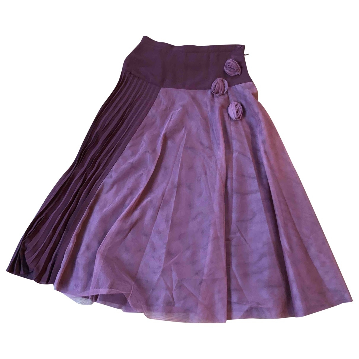 Dior \N Silk skirt for Women 34 FR