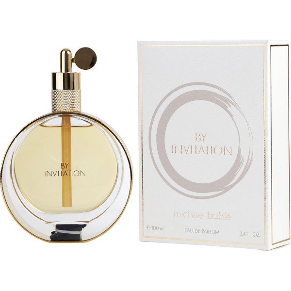 By Invitation - Michael Buble Eau de parfum 100 ML