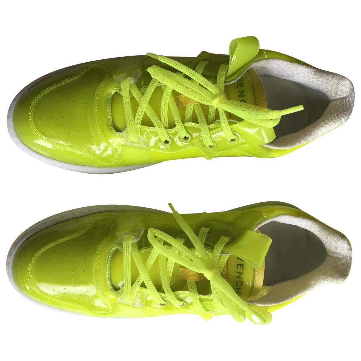 Givenchy - Baskets   pour homme - jaune