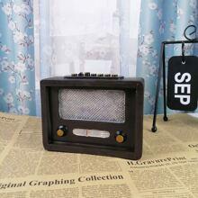 Vintage Radio Decoration