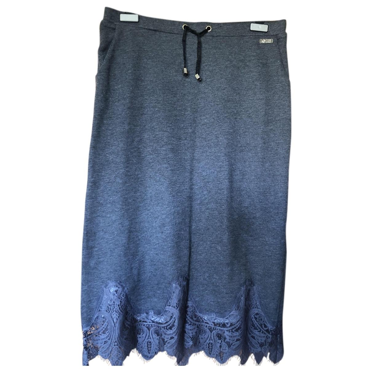 Twin Set \N Grey Cotton skirt for Women M International
