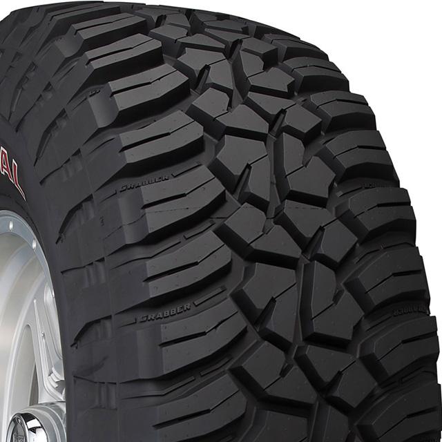 General Grabber X3 Tire LT285 /70 R17 121Q E1 RED