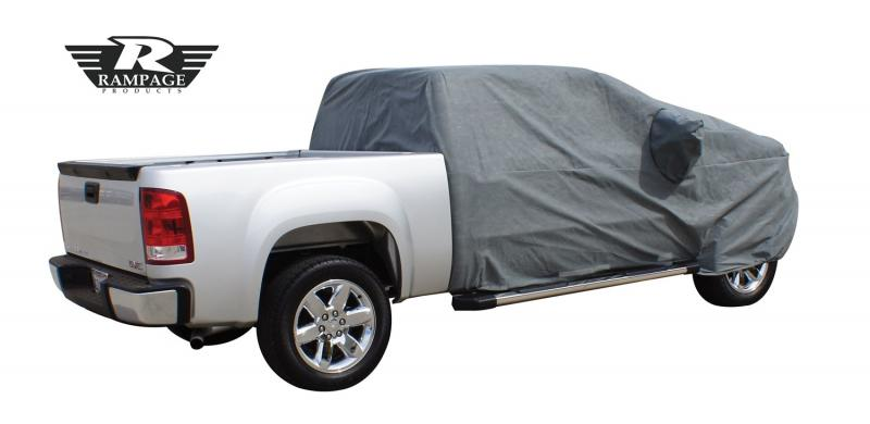 Rampage 1322 Crew Cab Easyfit Truck Cover, 4 Layer
