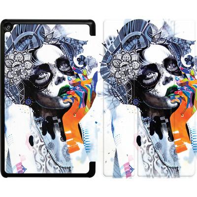Amazon Fire HD 8 (2018) Tablet Smart Case - The Dream von Minjae Lee