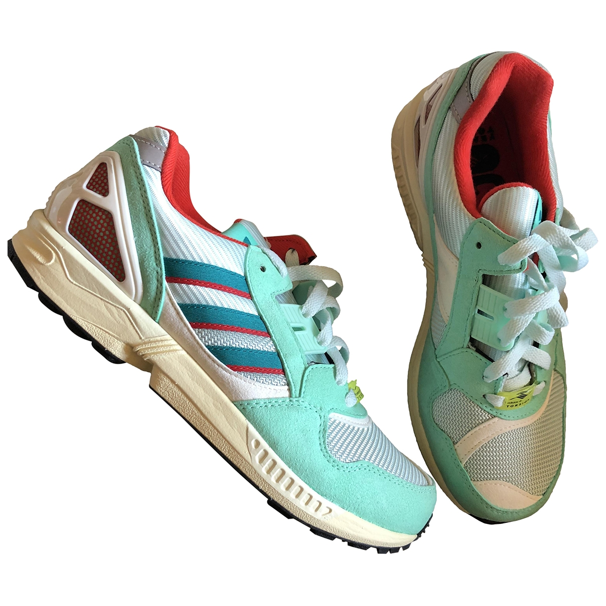 Adidas ZX Multicolour Cloth Trainers for Men 40 EU