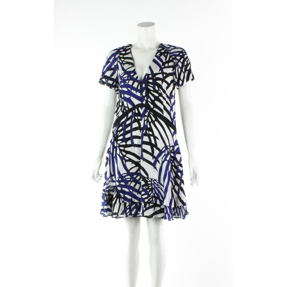 Proenza Schouler \N Multicolour Silk dress for Women 4 US