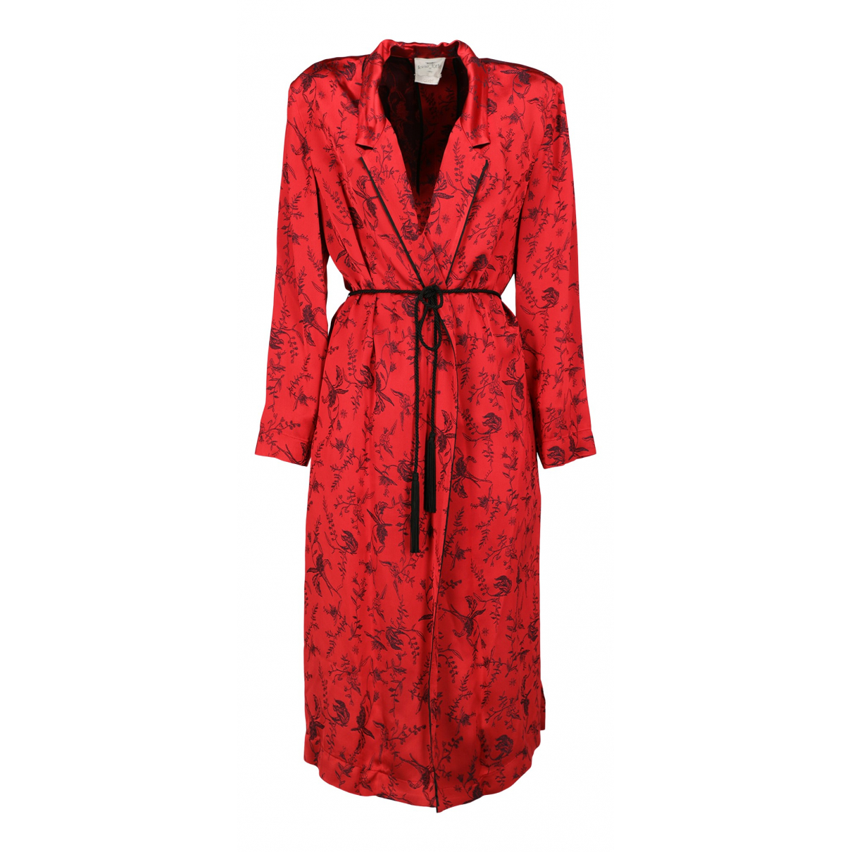 Forte_forte - Veste   pour femme - rouge