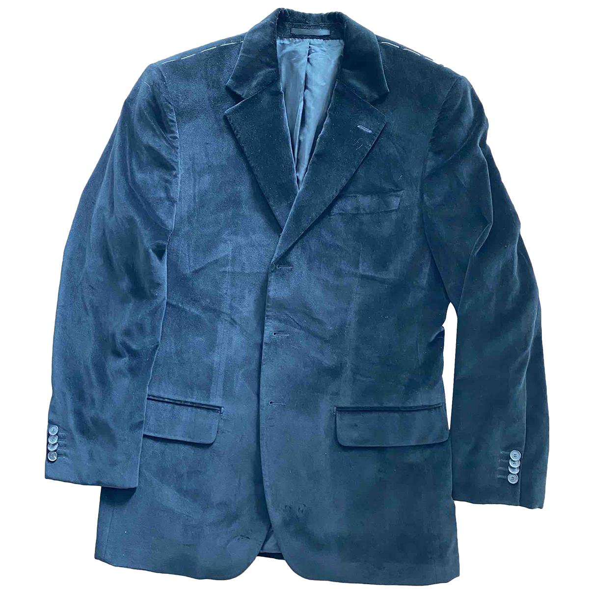 Hugo Boss N Black Velvet jacket  for Men 50 FR